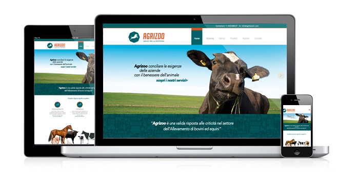 Agrizoo S.r.l. launches its new corporate website.